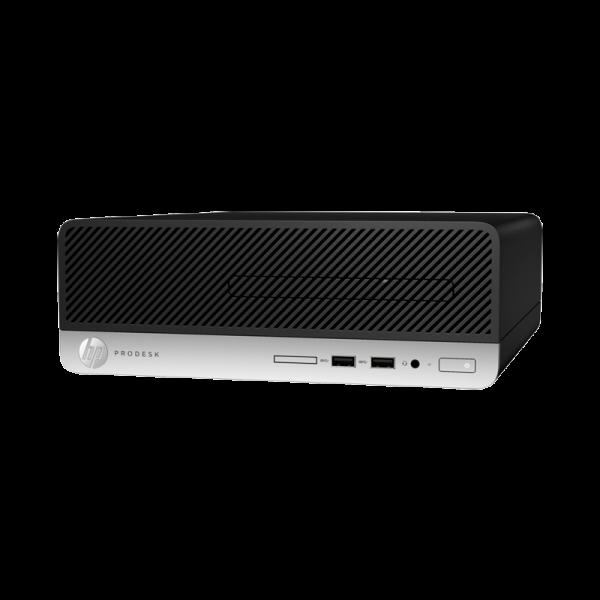 Computador HP ProDesk 400 G6 SFF i3-9100 3.6 Ghz - 4GB - 256 SSD - Windows 10 Pro