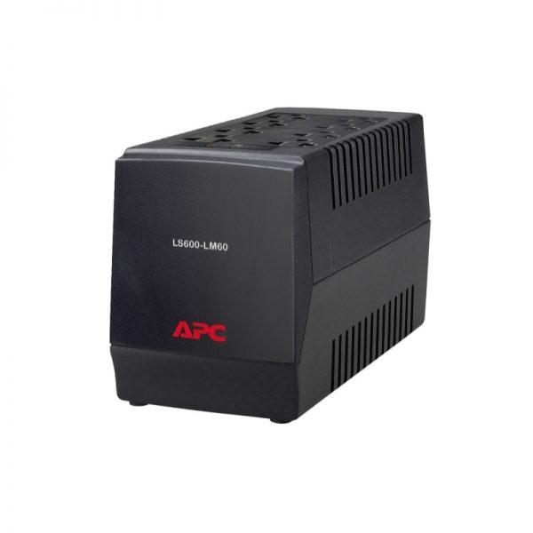 Regulador de Voltaje Automático APC Line-R 1200VA, 8 Outlets, 120V 60Hz