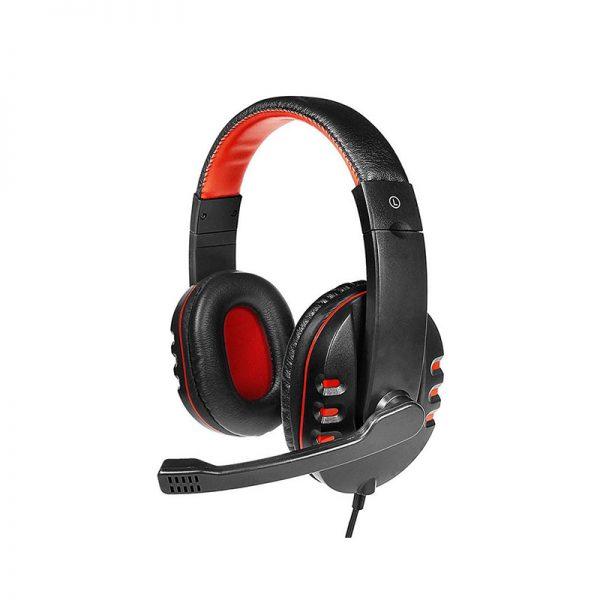 Audífono con Micrófono USB Stereo Multimedia Argom ARG-HS-0063