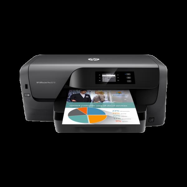 Impresor HP Officejet Pro 8210 ePrinter