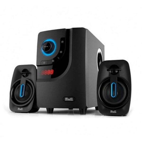 BluWave II Parlantes 2.1 Bluetooth USB - SD 40W