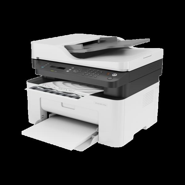 Multifuncional HP Laser 137fnw