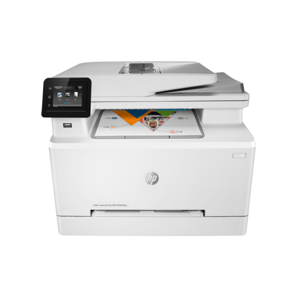 Multifuncional HP LaserJet Pro M283fdw