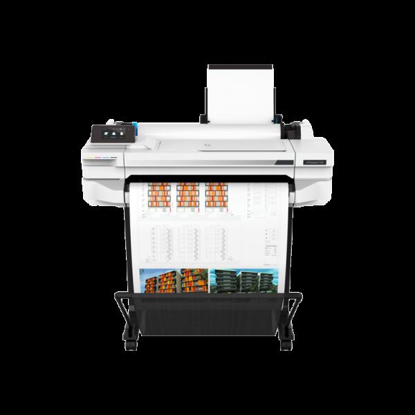 "Impresor HP DesignJet T530 de 24"""