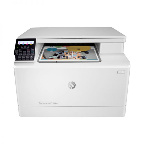 Multifuncional HP Color LaserJet Pro M182nw