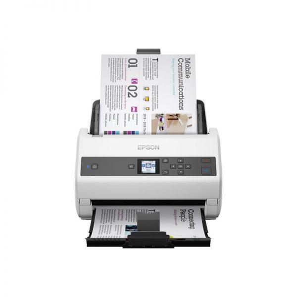 Escaner Formato A4 EPSON WorkForce DS-870