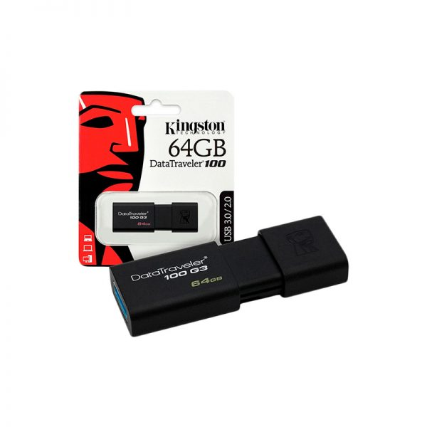 Memoria Kingston 64GB USB 3.0